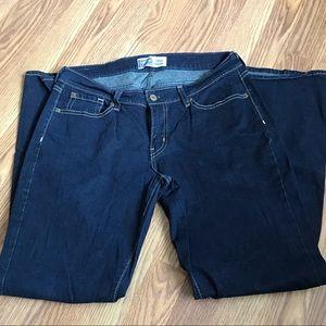 Levi's curvy boot cut size 12